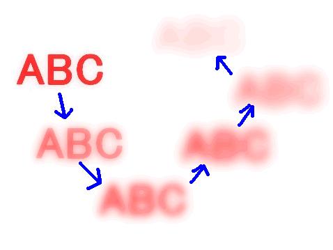 「消える」の画像検索結果